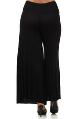 Black Plus Maternity Pants