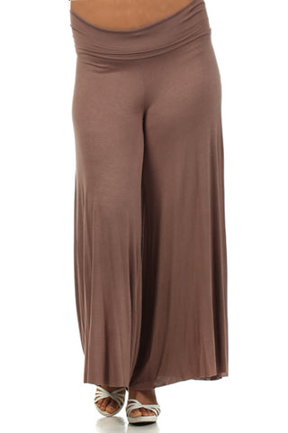 Plus Size Maternity Pants-All Day Long