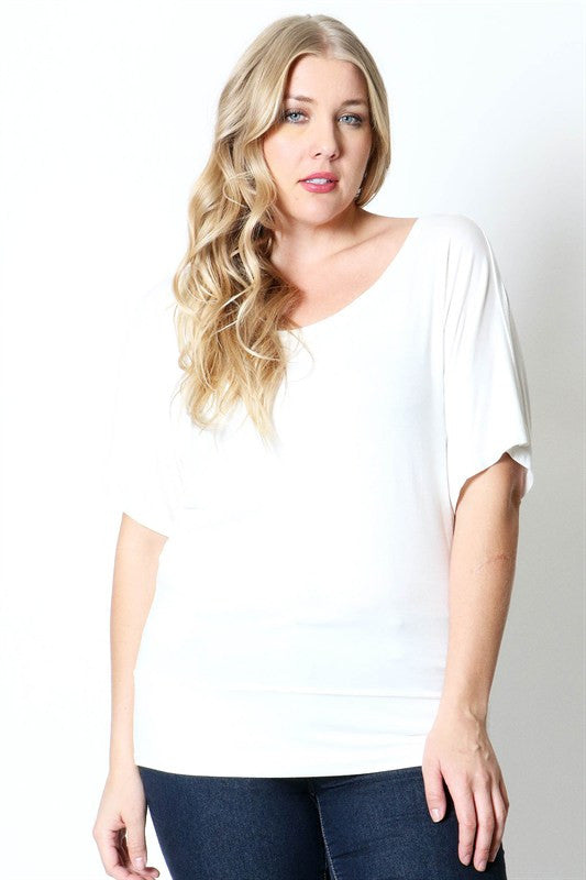 White maternity clothes