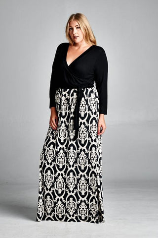 plus maternity maxi dresses