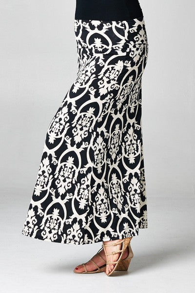 Maxi Maternity Skirt - Mommylicious