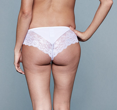 White Maternity Panties
