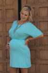 Summer Fresh Maternity Dress - Mommylicious