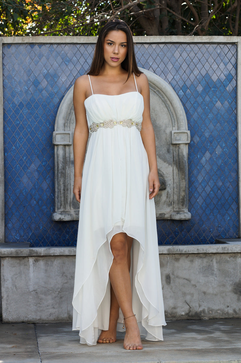 High-Low Formal Dress - Mommylicious