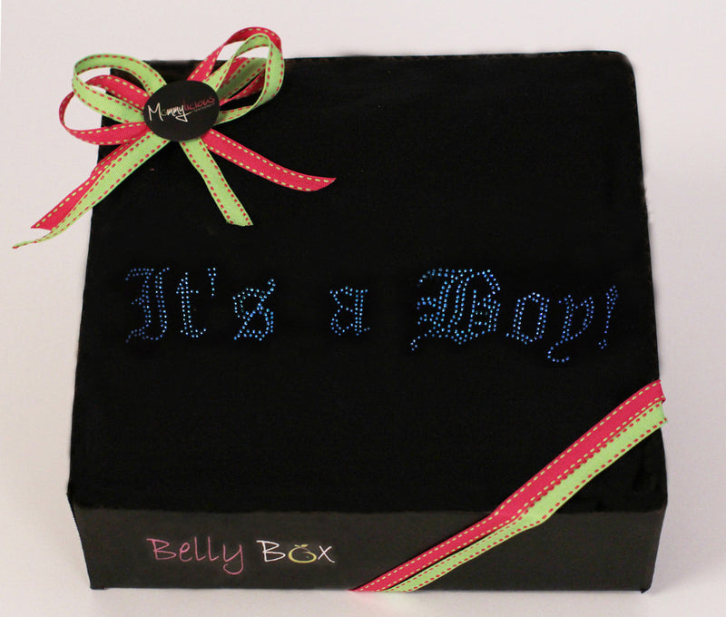 6 Piece Belly Box - Mommylicious