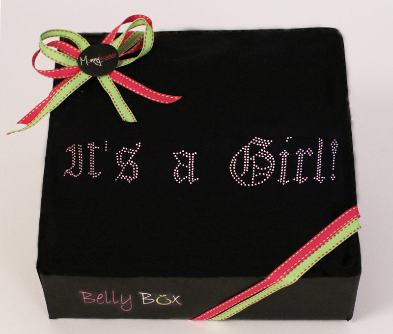 4 Piece Belly Box - Mommylicious