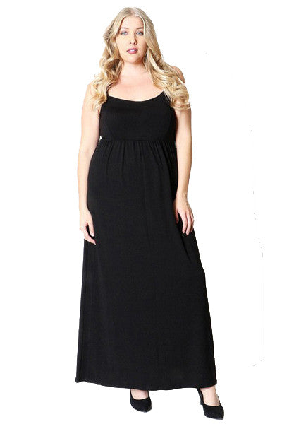 Plus Size Maternity Dress - Mommylicious
