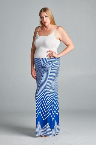 navy plus size maternity skirts