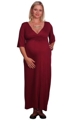 Everyday Plus Maternity Maxi