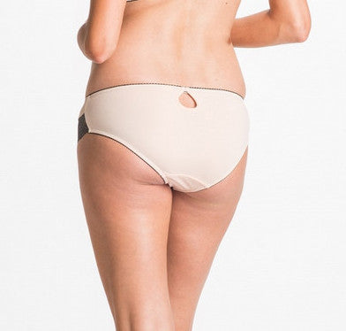 white back Maternity Panty