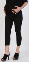 Plus Size Maternity Leggings