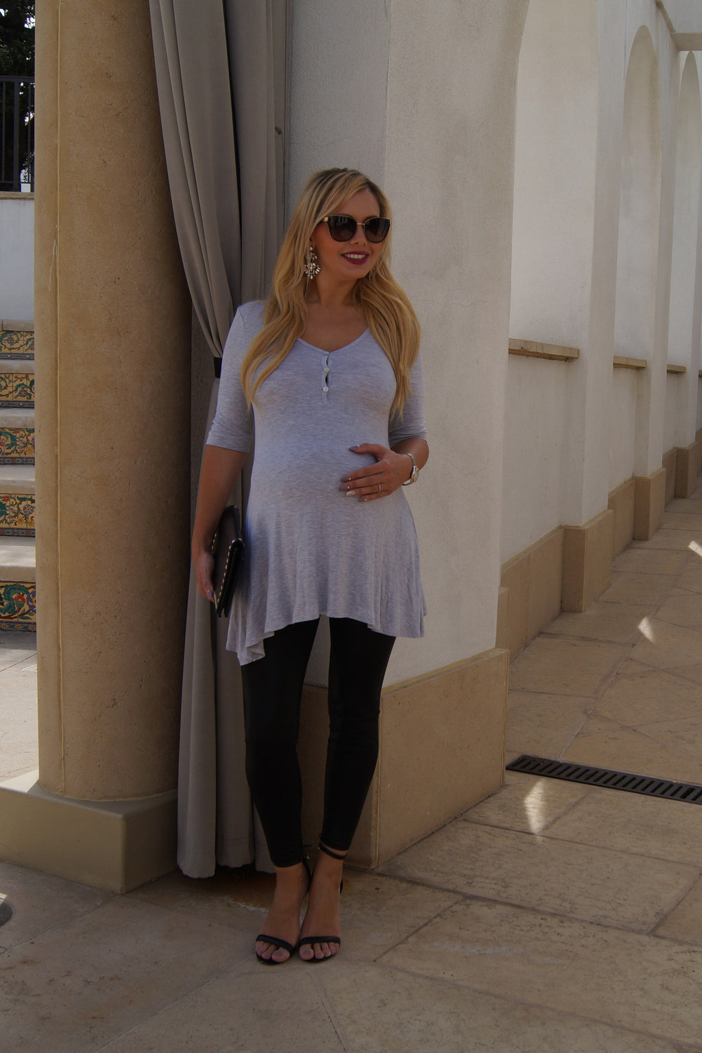 Henley Maternity Top