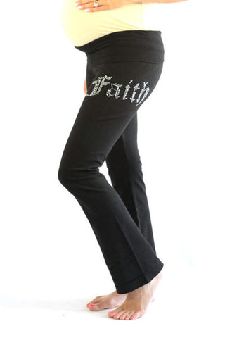 maternity yoga pants