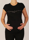 Plus Size Maternity T Shirts
