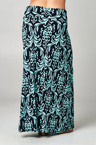 Design Director Baroque Maternity Skirt