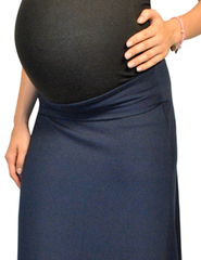 Afternoon Coffee Maternity Skirt