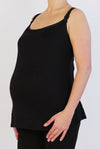 Plus Size Nursing Tank Tops