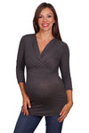 V-Neck Maternity & Nursing Top