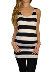 Black and White Maternity Clothes