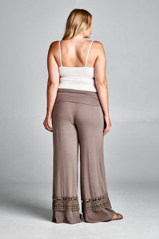tan maternity pants