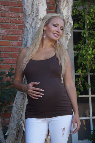 Maternity Tank Top - Stay Cool