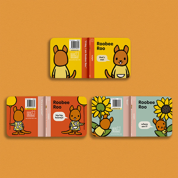 Best selling Australian board books for young children that make great gift ideas.
