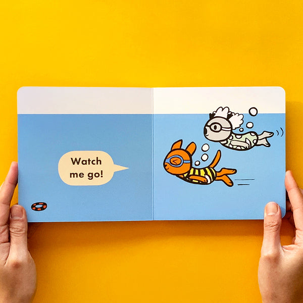 well designed picture books for kids