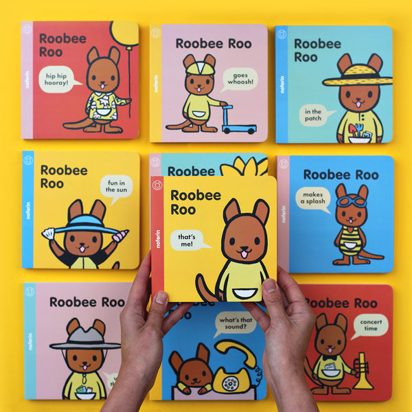 Best children's books for Australian kids 0 - 5 years old.