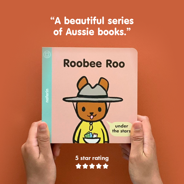 Best children's books for Australian kids 0 - 5 years old about camping.
