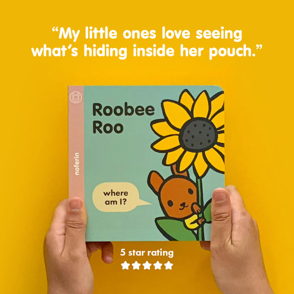 Best children's books for Australian kids 0 - 5 years old about hiding.