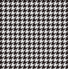 Load image into Gallery viewer, Houndstooth Charger (ENLARGED TO SHOW DETAIL) - (SQUARE)