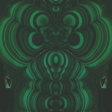 Load image into Gallery viewer, Malachite Charger (ENLARGED TO SHOW DETAIL) - (SQUARE)