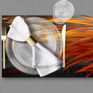 Sunrise Plumes - Placemat