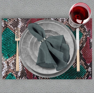 Sangria Slither - Placemat