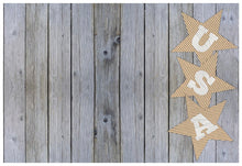 Load image into Gallery viewer, Rustic USA - Placemat