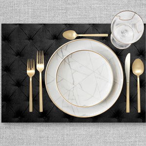 Tufted Jet - Placemat NEW ITEM