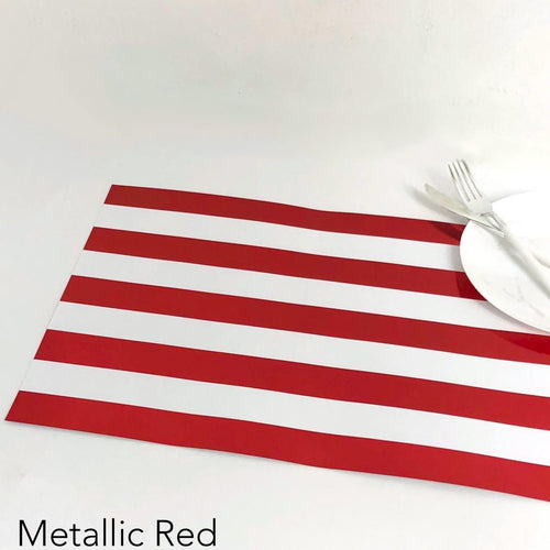 Foil Stripe - Placemat