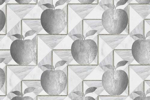 Silver Apple - Placemat