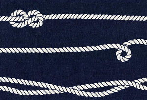 Nautical Mile Navy - Placemat