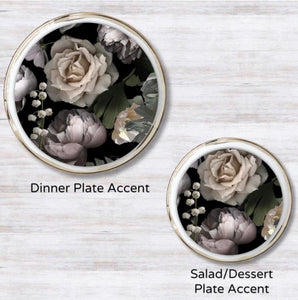 Mood Bloom Plate Accent