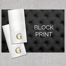 Load image into Gallery viewer, Altoona Guest Towel / Napkin (FOIL PRINTED)