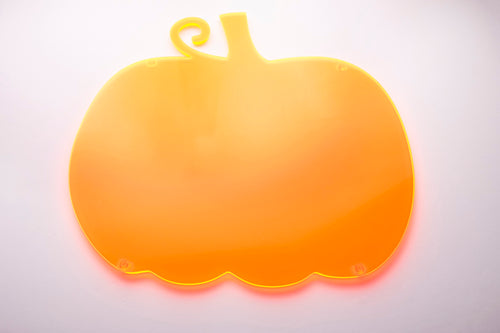 Pumpkin Chargers (set of 2)