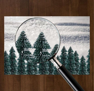 White Christmas - Placemat
