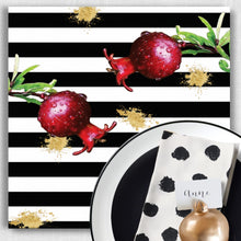 Load image into Gallery viewer, Pomegranate Splash - Placemat