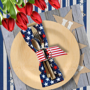 Rustic USA - Placemat