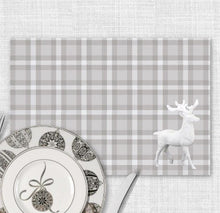 Load image into Gallery viewer, Prancer Plaid - Placemat
