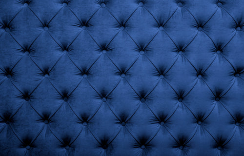 Tufted Midnight Blue - Placemat
