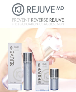 REJUVE MD FACE AND EYE SERUM - Clearogen