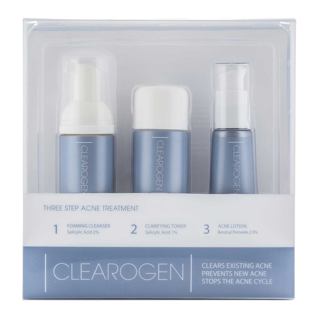 Clearogen Acne Treatment Subscription