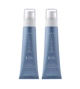 Clearogen Acne Lotion 2.5% Benzoyl Peroxide - Clearogen